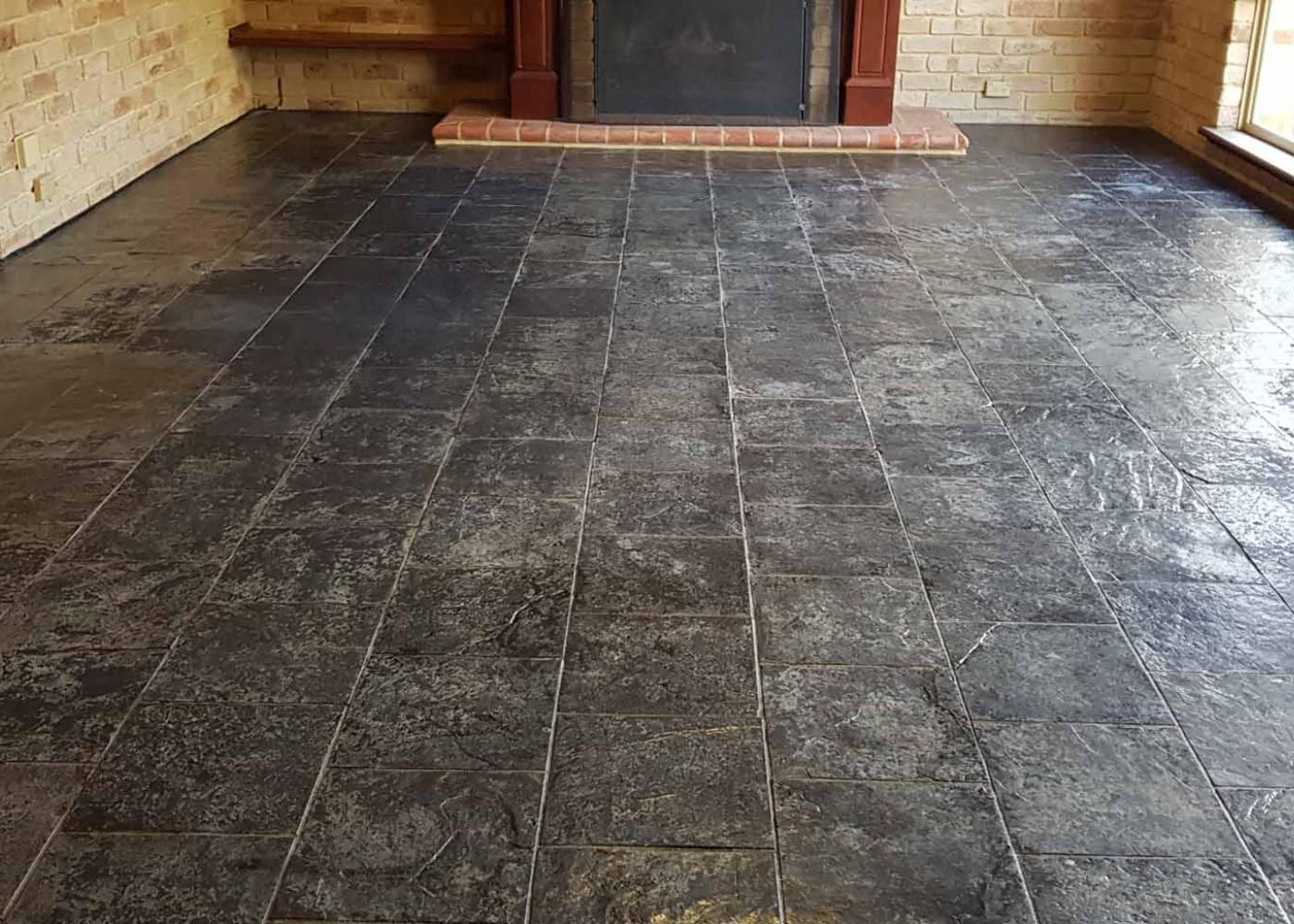 natuursteen vloer schoonmaken